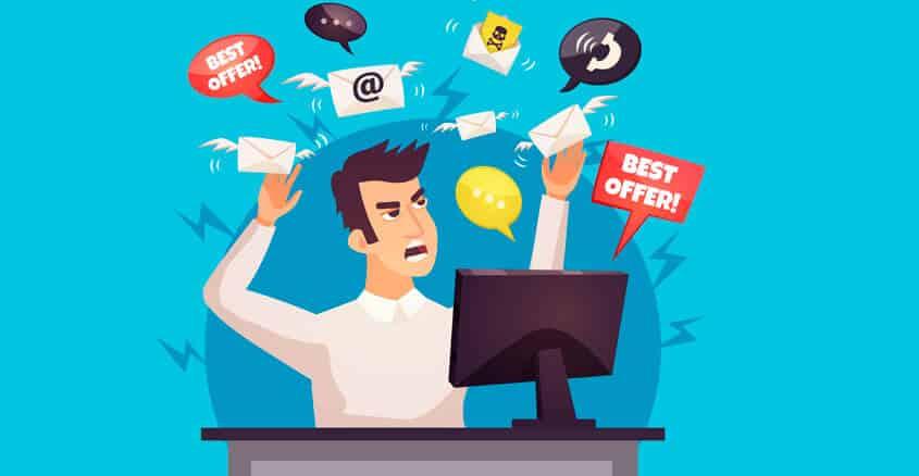Как остановить спам регистрации на вашем сайте